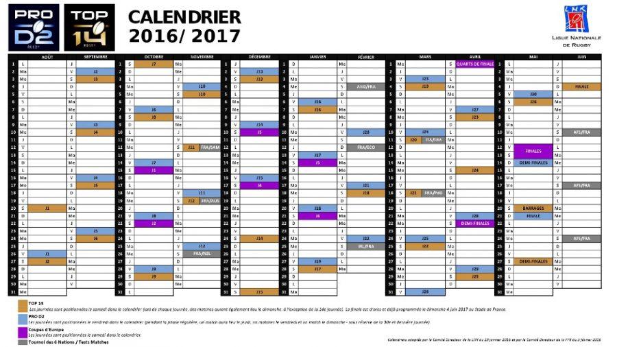 calendrier_saison_2016_2017_top_14_et_pro_d2