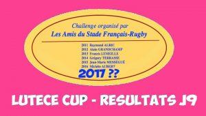 Lutèce Cup 2016-2017