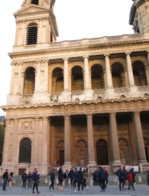 Au cœur de la capitale #3 Saint Sulpice