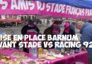 Barnum avant Stade vs Racing 92 – préparation