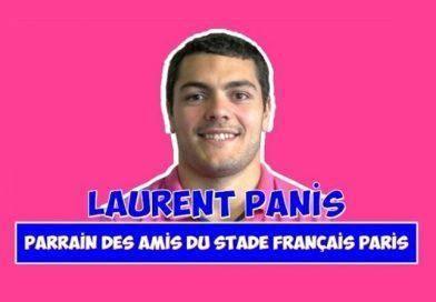 Rencontre avec Laurent Panis après Stade vs Racing 92