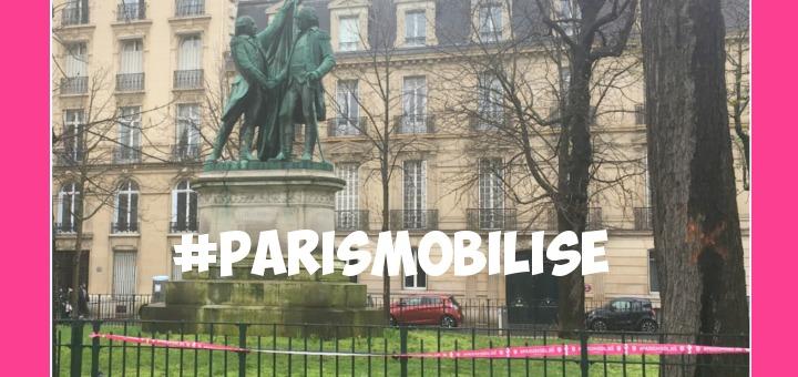 #Parismobilise