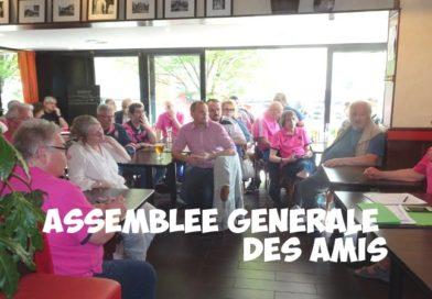Assemblée générale des Amis – 2017-2018