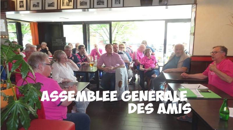 Assemblée générale des Amis - 2017-2018