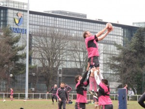 28 février 2012 entraînement CiteU