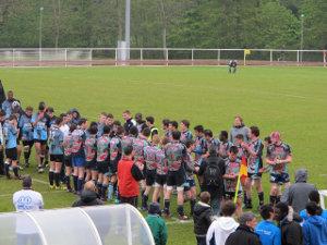 Stade Français 12 - Massy 6 le 28 avril 2012