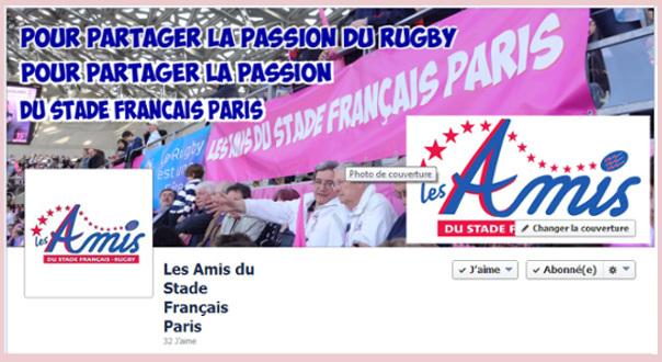 Les Amis sur faceBook