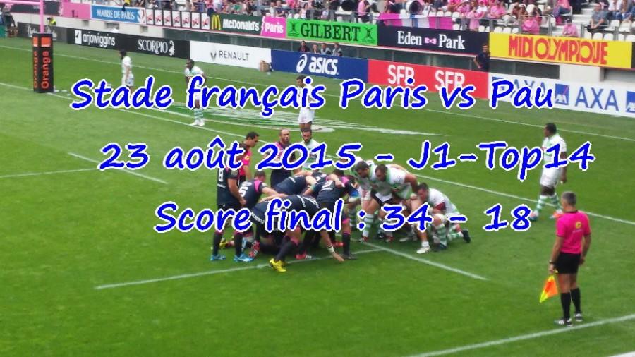 20150823 Stade vs Pau (46) score