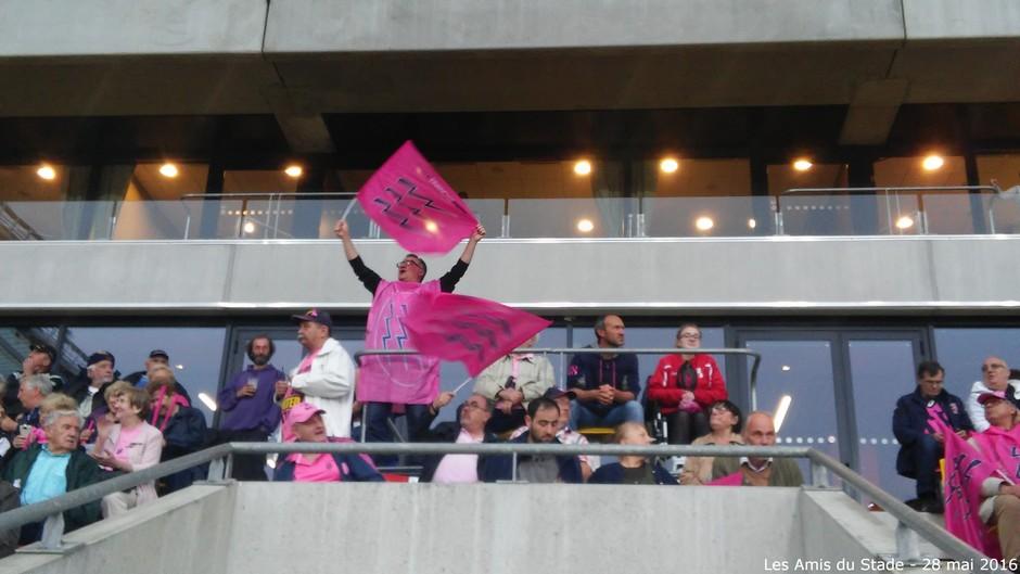 Retour en images sur Stade vs Agen