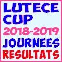 Lutèce Cup – Journées 2018-2019