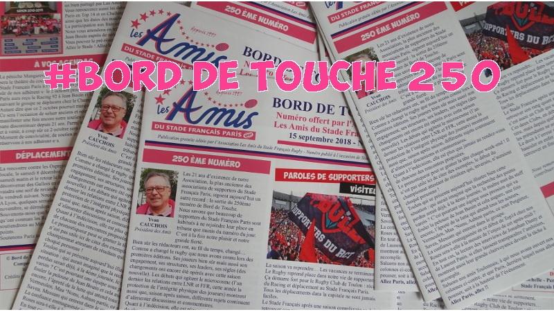 Bord de Touche 250 - Stade / Toulon
