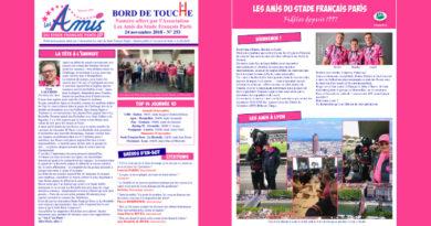 Bord de Touche 253 – Stade / La Rochelle