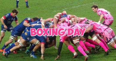 Boxing Day à Jean Bouin – le match