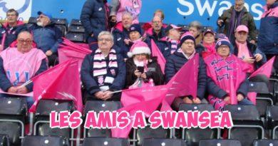 Les Amis à Swansea
