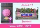 J11 Lutèce Cup 2018-2019 – Résultats