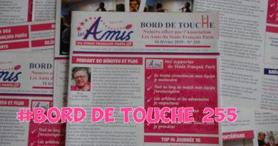 Bord de Touche 255 – Stade / Lyon