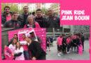 Pink ride !