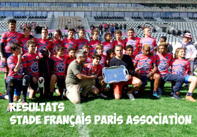 Résultats des 11 et 12 janvier – Stade Français Paris Association