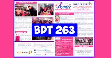 Bord de Touche 263 – Stade / Toulouse