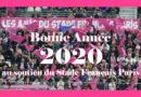 Tous nos Vœux pour 2020 !