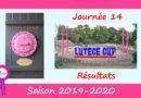 J14 Lutèce Cup 2019-2020 – Résultats