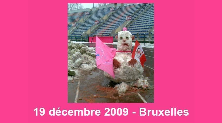 Jean-René - Stade vs Ulster, 19 décembre 2009 à Bruxelles puis à Jean Bouin