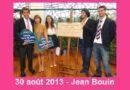 Daniel – Inauguration du nouveau Jean Bouin, 30 août 2013