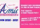 Adhésion aux Amis – saison 2020-2021