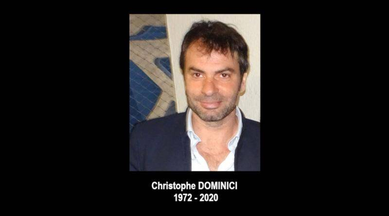 Christophe DOMINICI – 1972-2020