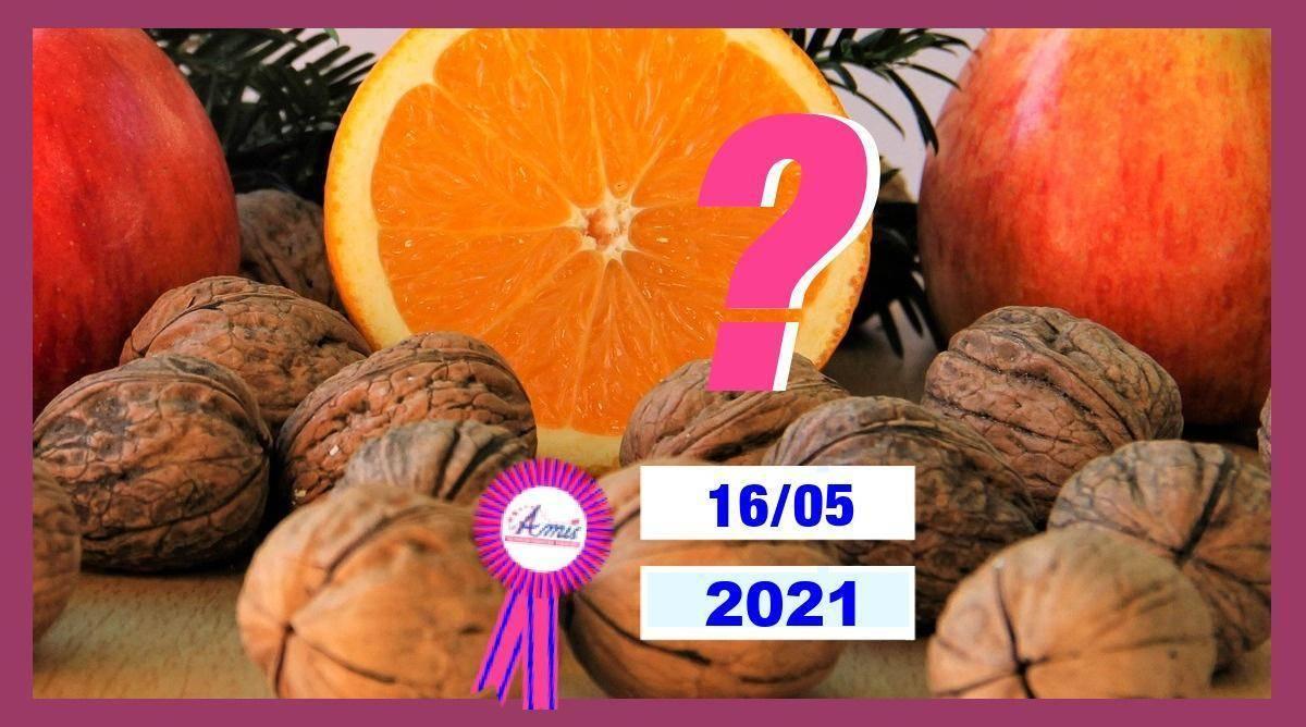 Alexandre Ruiz - Une Orange ou une Noix ?