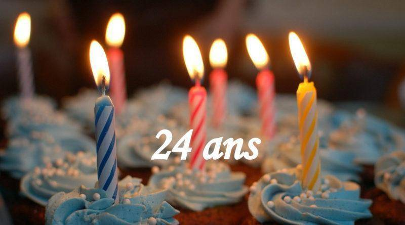 Les Amis ont 24 ans