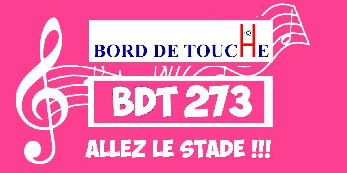 Bord de Touche 273 - Stade français Paris vs Castres