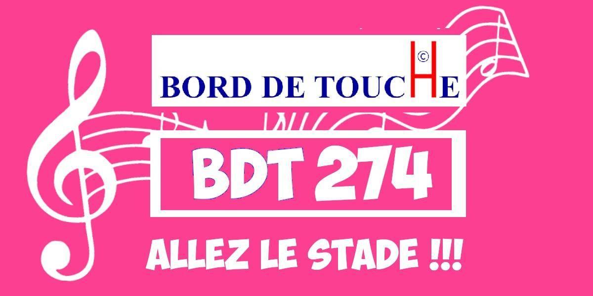Bord de Touche 274 - Stade Français Paris vs Clermont